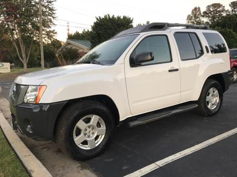 2007 Nissan Xterra for sale at GTO United Auto Sales LLC in Lawrenceville GA