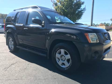 2005 Nissan Xterra for sale at GTO United Auto Sales LLC in Lawrenceville GA