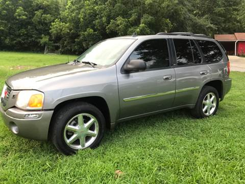 2007 GMC Envoy for sale at GTO United Auto Sales LLC in Lawrenceville GA