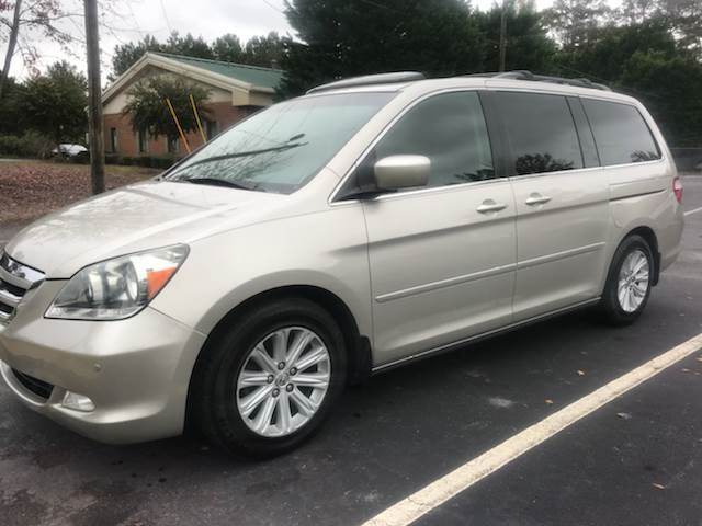 2006 Honda Odyssey Touring 4dr Mini Van   Lawrenceville GA