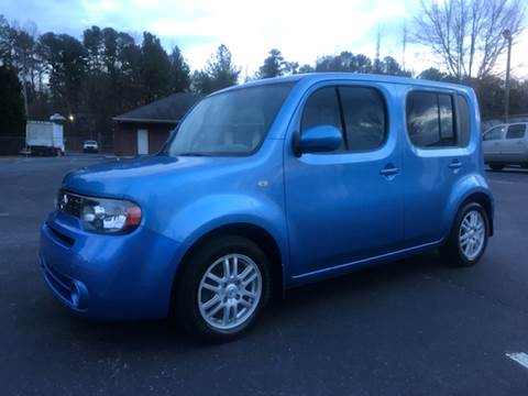 2012 Nissan cube for sale at GTO United Auto Sales LLC in Lawrenceville GA