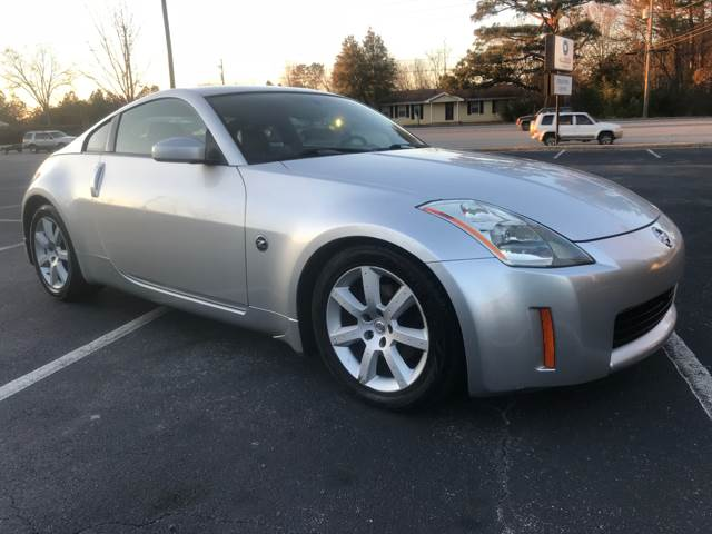 2004 Nissan 350z Enthusiast 2dr Coupe In Lawrenceville Ga Gto