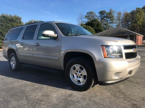2008 Chevrolet Suburban for sale at GTO United Auto Sales LLC in Lawrenceville GA