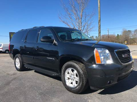 2011 GMC Yukon XL for sale at GTO United Auto Sales LLC in Lawrenceville GA