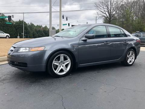 2005 Acura TL for sale at GTO United Auto Sales LLC in Lawrenceville GA