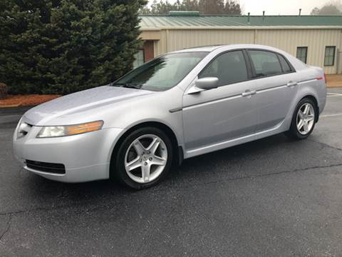 2004 Acura TL for sale at GTO United Auto Sales LLC in Lawrenceville GA