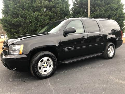 2010 Chevrolet Suburban for sale at GTO United Auto Sales LLC in Lawrenceville GA