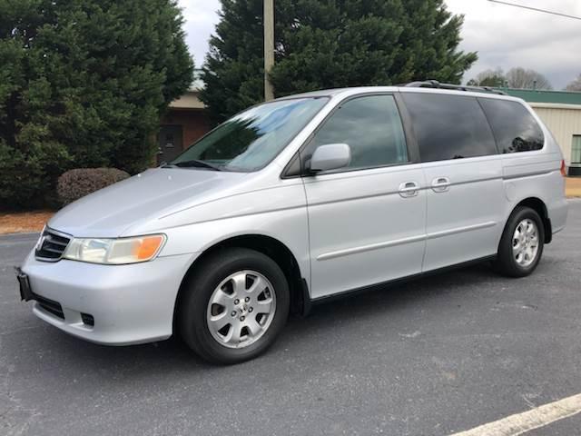2004 Honda Odyssey EX L 4dr Mini Van W/Leather And Navi