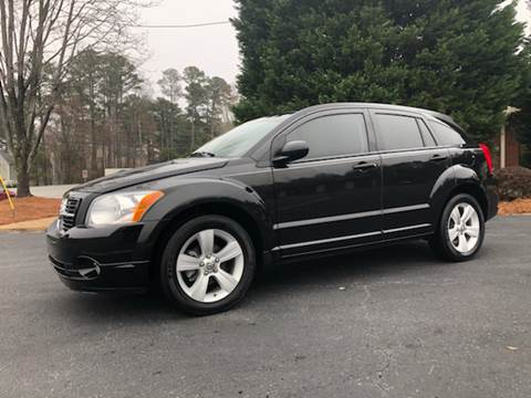 2011 Dodge Caliber for sale at GTO United Auto Sales LLC in Lawrenceville GA