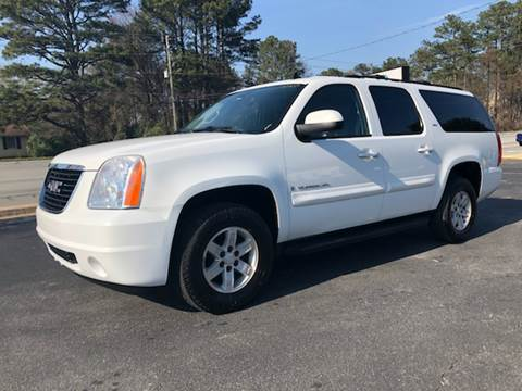 2008 GMC Yukon XL for sale at GTO United Auto Sales LLC in Lawrenceville GA