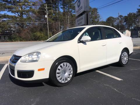 2008 Volkswagen Jetta for sale at GTO United Auto Sales LLC in Lawrenceville GA
