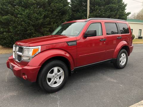 2008 Dodge Nitro for sale at GTO United Auto Sales LLC in Lawrenceville GA