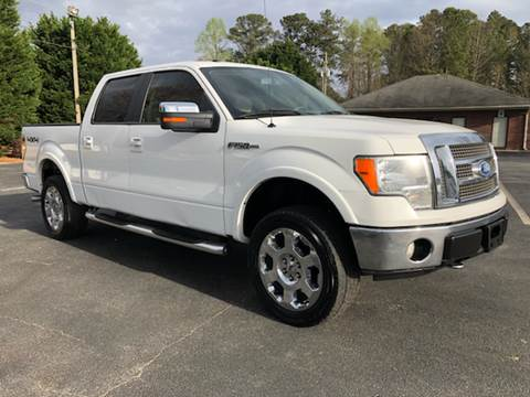 2009 Ford F-150 for sale at GTO United Auto Sales LLC in Lawrenceville GA