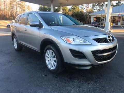 2010 Mazda CX-9 for sale at GTO United Auto Sales LLC in Lawrenceville GA