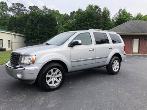 2007 Chrysler Aspen for sale at GTO United Auto Sales LLC in Lawrenceville GA