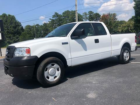 2008 Ford F-150 for sale at GTO United Auto Sales LLC in Lawrenceville GA