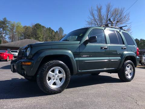 2002 Jeep Liberty for sale in Lawrenceville, GA