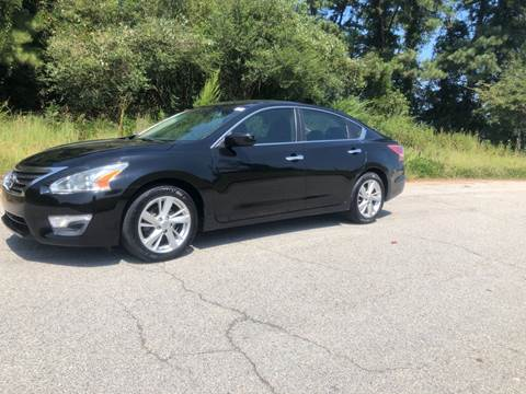 2013 Nissan Altima for sale in Lawrenceville, GA