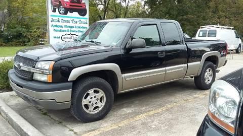 2003 Chevrolet Silverado 1500 for sale in Republic, MO
