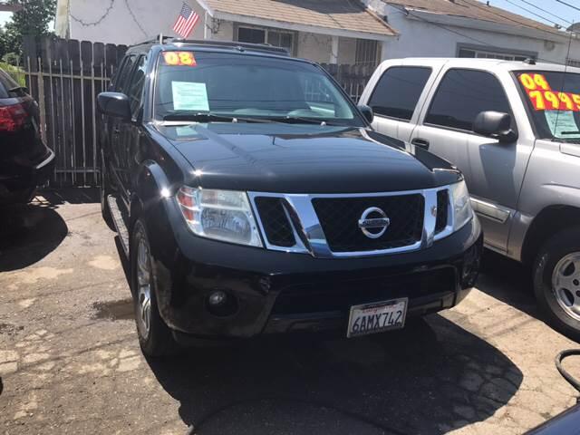 2008 Nissan Pathfinder SE V8 In South El Monte CA - CoCo Auto Sales