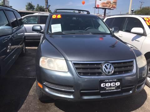 2006 Volkswagen Touareg for sale in South El Monte, CA