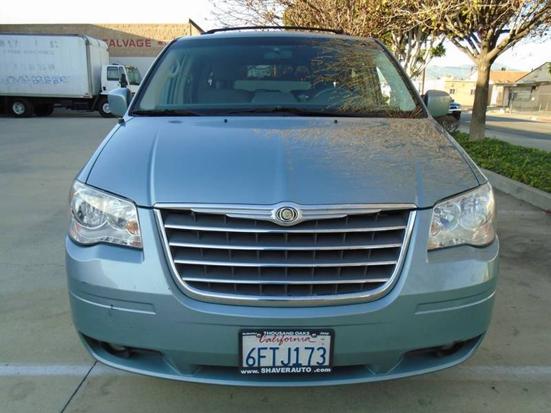 2009 chrysler town and country in south el monte ca coco auto sales. Black Bedroom Furniture Sets. Home Design Ideas