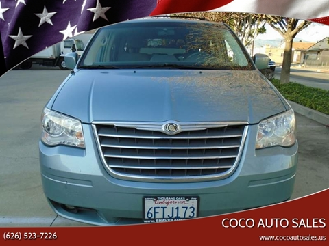 2009 Chrysler Town and Country for sale in South El Monte, CA