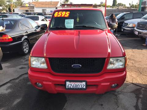 2002 Ford Ranger for sale in South El Monte, CA
