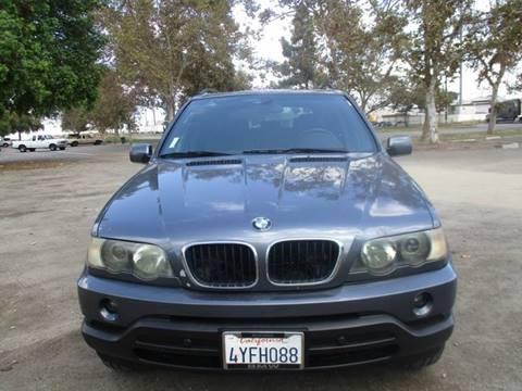 2002 BMW X5 for sale in South El Monte, CA
