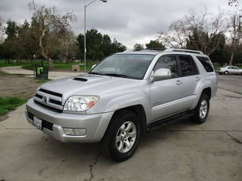 2004 Toyota 4Runner for sale in South El Monte, CA