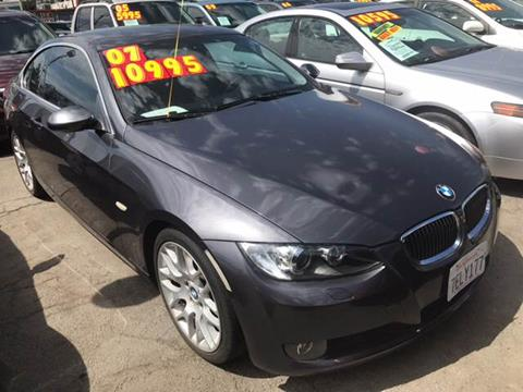 2007 BMW 3 Series for sale in South El Monte, CA