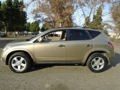2005 Nissan Murano for sale in South El Monte, CA