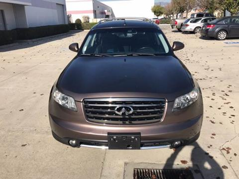 2007 infiniti fx35 for sale carsforsale 2007 infiniti fx35 for sale in south el monte ca sciox Images