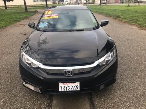 2016 Honda Civic for sale in South El Monte, CA