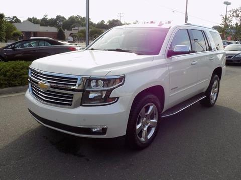 2015 Chevrolet Tahoe for sale in Monroe, NC