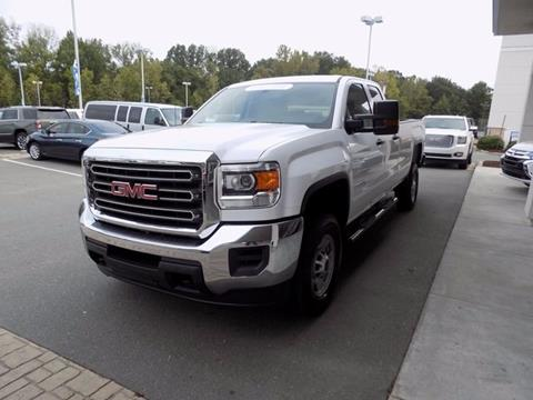 2015 GMC Sierra 2500HD for sale in Monroe, NC