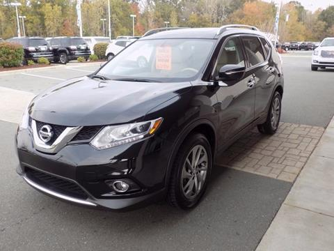 used nissan rogue for sale in monroe nc. Black Bedroom Furniture Sets. Home Design Ideas