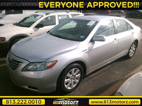 2009 Toyota Camry Hybrid for sale in Tampa, FL