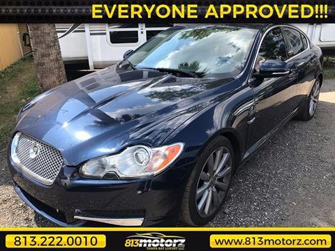 2010 Jaguar XF for sale in Tampa, FL