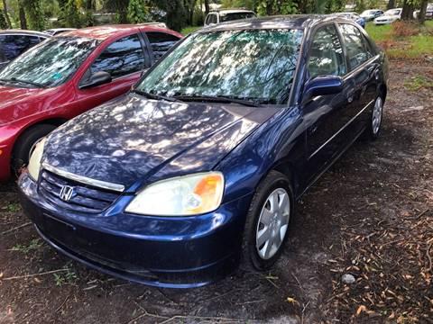 2001 Honda Civic for sale in Tampa, FL