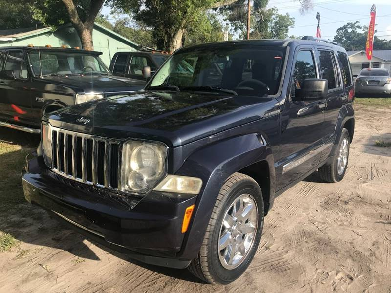 2008 Jeep Liberty For Sale At Giant Motor Cars In Tampa FL