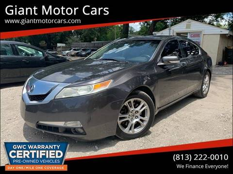 2009 Acura TL for sale in Tampa, FL
