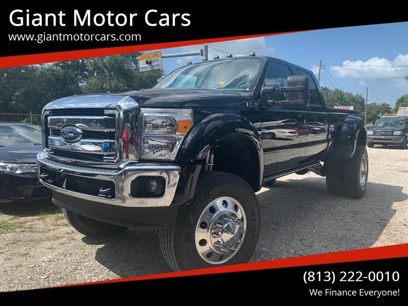 2005 Ford F-350 Super Duty for sale at Giant Motor Cars in Tampa FL