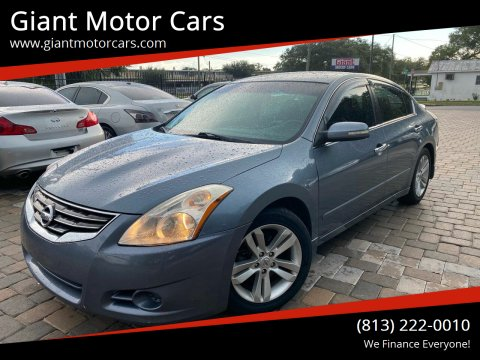2011 Nissan Altima for sale at Giant Motor Cars in Tampa FL