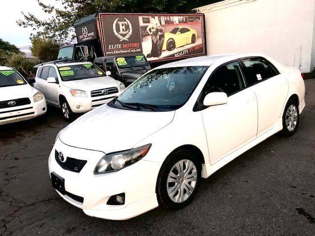 2009 Toyota Corolla For Sale At ELITE MOTORS In West Haven CT