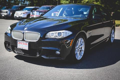 2012 BMW 5 Series for sale in Stafford, VA