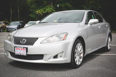 2010 Lexus IS 250 for sale in Stafford, VA