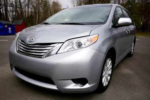 2014 Toyota Sienna for sale in Stafford, VA