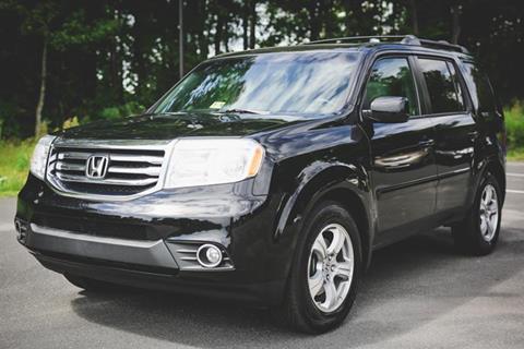 2012 Honda Pilot for sale in Stafford, VA