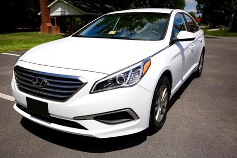 2017 Hyundai Sonata for sale in Stafford, VA